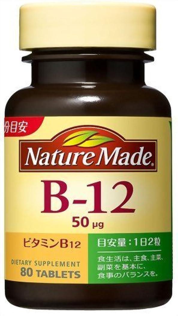 病風邪をひく視聴者大塚製薬 ネイチャーメイドビタミンB12 80粒×2 907
