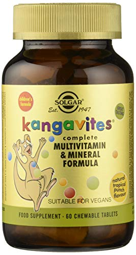 Solgar Kangavites Multi Tropical - 60 Tabletas