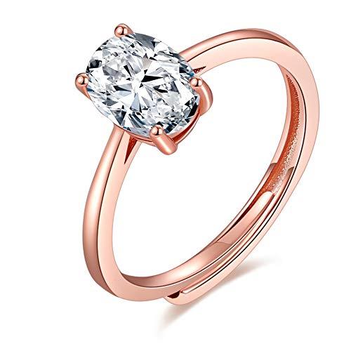 Anillos De Compromiso Oro Blanco Y Diamantes Precios marca CARSINEL