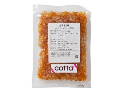 cotta オレンジピール 200g