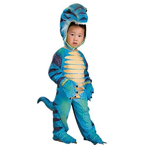 Disfraces de Dinosaurio para Ninos Cosplay Pijama Dinosaurio para Fiesta Halloween