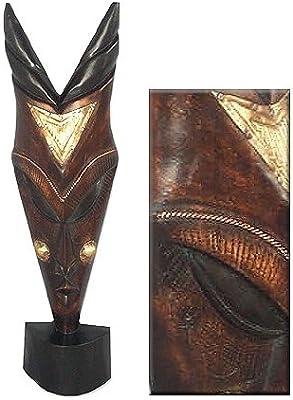 Amazon.com: Decorhythm - Máscara de pared multicolor de ...