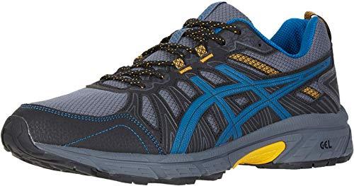 ASICS Men's Gel-Venture 7 Running Shoes, 12.5M, Metropolis/Black