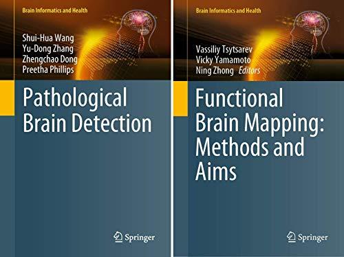 Brain Informatics and Health (2 Book Series)