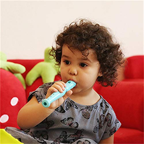 infunbebe Musical Instrument Set with Xylophone Toddler Band Set Musical Instruments for Early Development, Musical Toy with for Kids 15 PCS