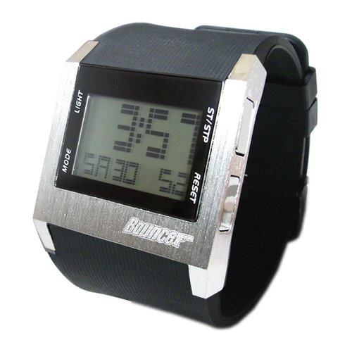 [バウンサー] 腕時計 2934-SV ブラック