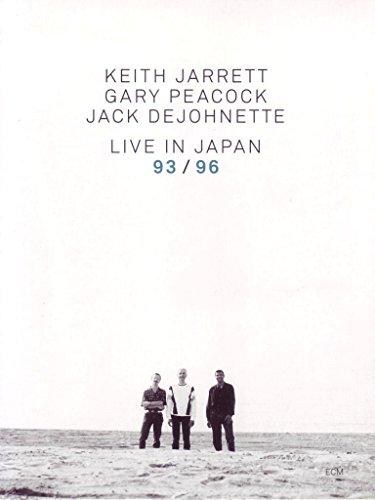 Keith Jarrett Trio - Live in Japan 93 / 96 [2 DVDs]