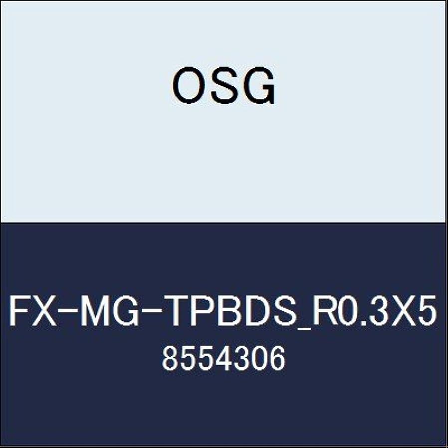 羊飼い取るに足らないアシュリータファーマンOSG エンドミル FX-MG-TPBDS_R0.3X5 商品番号 8554306