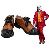2019 Joker Arthur Fleck Joker Joaquin Phoenix Cosplay zapatos botas Halloween...