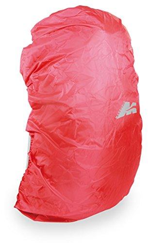 Marsupio® RAINCOVER Housse de Pluie 22/30 / 40 litres (Sac à Dos Couverture de Pluie Habillage de Pluie Bord élastique Étanche), Groesse:40 L