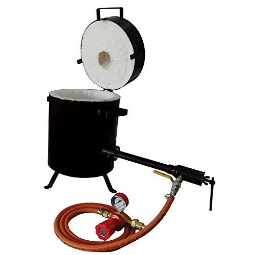 10 Kg Metal Melting Furnace Precious Metal Melting Gold Silver Copper Brass Bronze