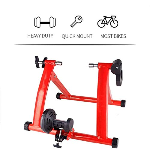 XLNB Indoor Opvouwbare Road Mountainbike Trainer Stand Fitness Stationair Frame Geen Lawaai voor Wielrenners