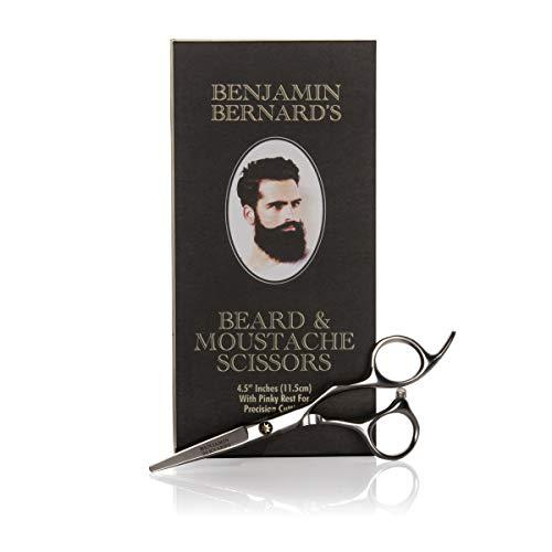 Ciseaux à Barbe & Moustache - Benjamin Bernard -...