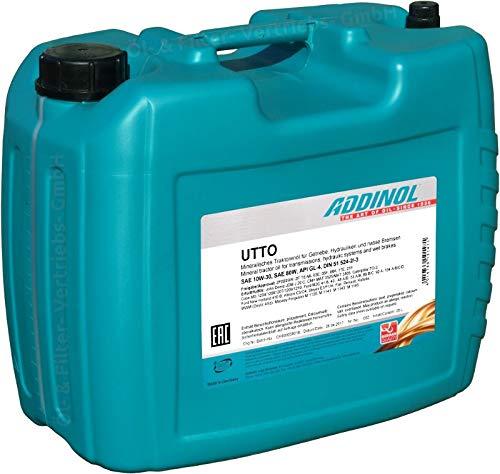 Addinol Lube Oil GmbH ADDINOL Universal Traktor Fluid UTTO 20 l