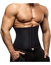 Sawaiko腰サポーター サポートベルト 筋トレコルセット 通気性抜群 ダイエット 腹筋トレスポーツ いたみ緩和 矯正 保護 加圧 伸縮 メンズ