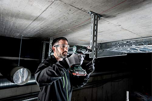 Metabo Akku Schlagschrauber SSW 18 LTX 300 BL (ohne Akku, 18 V, Max. Schraubengröße M18, Max. Drehmoment 300 Nm, Drehmomentstufen 12, mit Koffer) 602395840 - 3