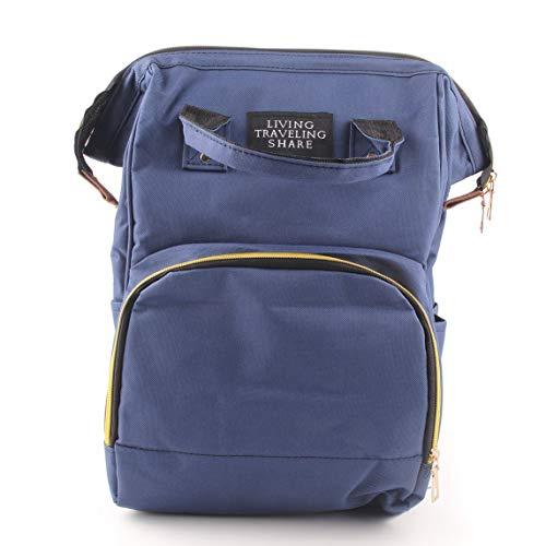 Moda mamá maternidad bolsa de pañales gran bolsa de enfermería mochila de viaje diseñador cochecito bolsa de bebé cuidado del bebé mochila para pañales