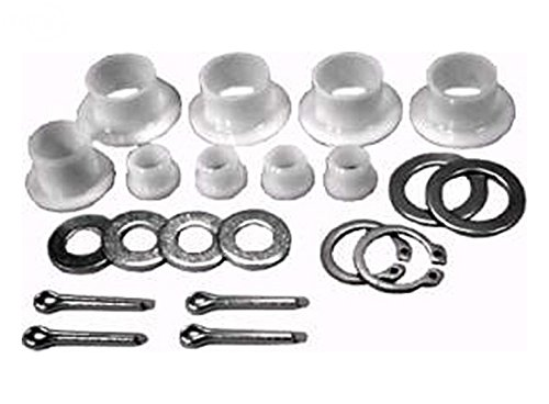 Mr Mower Parts Front End Repair Kit for Snapper Rear Engine Riders
