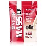 Activlab Mass Gainer - Complejo de proteínas y carbohidratos de suero - Creatina y taurina - Sin...