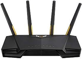 ASUS ゲーミングルーター TUF-AX3000 デュアルバンド WiFi 6 ( 802.11ax )高速メッシュ WiFi 【 戸建 3階建 / マンション 4LDK 】