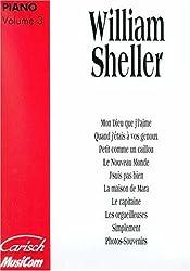 William Sheller - Piano - Volume 3