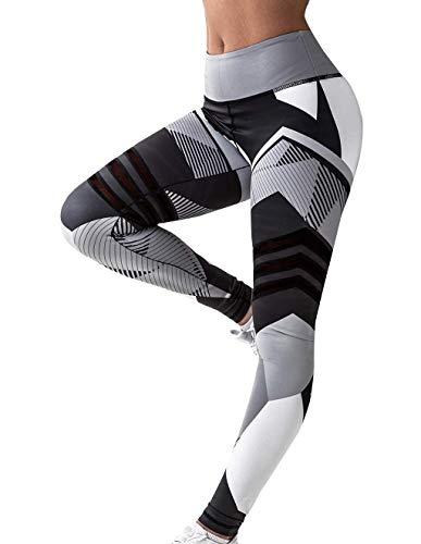 Yoga Polainas De Las Señoras Adolescentes De Cintura Alta Mode Básicos Pantalones De Yoga Polainas Deportivos De Gran Altura Pantalones De Deporte Running Entrenamiento Polainas Pantalones De Yoga