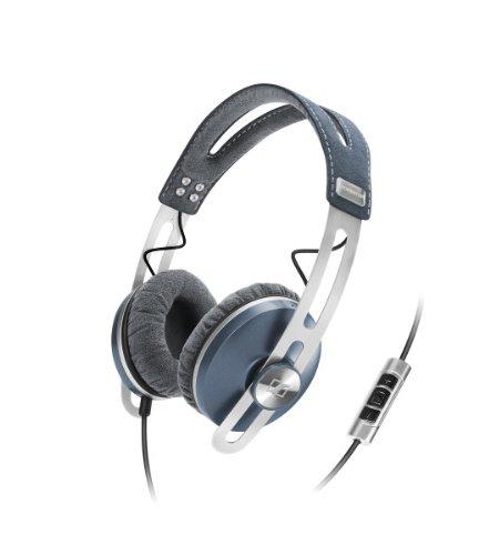 Sennheiser Momentum On-Ear-Kopfhörer blau