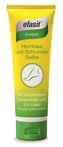 efasit CLASSIC Hornhaut u. Schrunden Salbe 1er Pack (1 x 75ml)