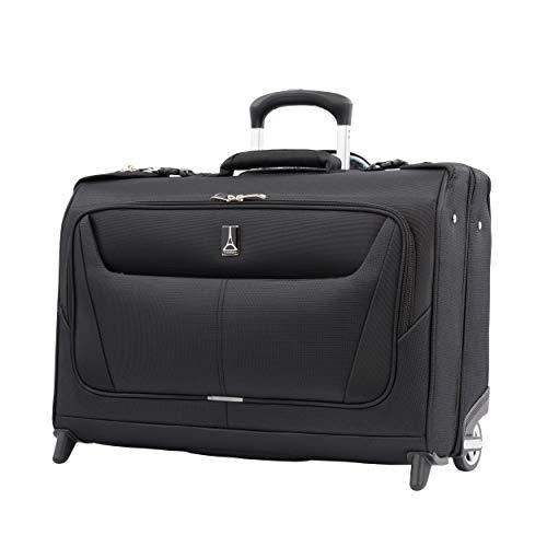 Travelpro Maxlite 5 Maleta Portatrajes de Cabina 2 Ruedas 41x56x22 cm Blanda, Ultraligera y Resistente 41 Litros Equipaje de Viaje Avión Color Negro Garantía 5 Años