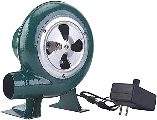 QIANMEI Soplador Barbacoa al Aire Libre Barbacoa eléctrica | Soplador de Aire portátil | para Casas Cocina Cantina Cocina Cocina Camping Picnic (Size : 30W)