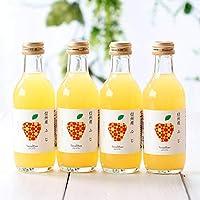山下屋荘介 果汁100%ジュース ふじ りんご ( 200ml× 8本 ) 信州産 贈り物 [ お土産 / ギフト ]