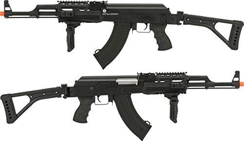 Evike Kalashnikov Fully Licensed 60th Anniversary Edition Full Metal AK47 Tactical Airsoft AEG by CYMA