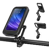 BestFire Supporto per telefono per bicicletta Supporti per telefoni cellulari impermeabili Supporti per telefoni per bici Cellulari Supporti per automobili Supporto per telefono per moto