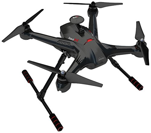 Walkera Scout X4 Carbon RTF FPV3 Edition for...