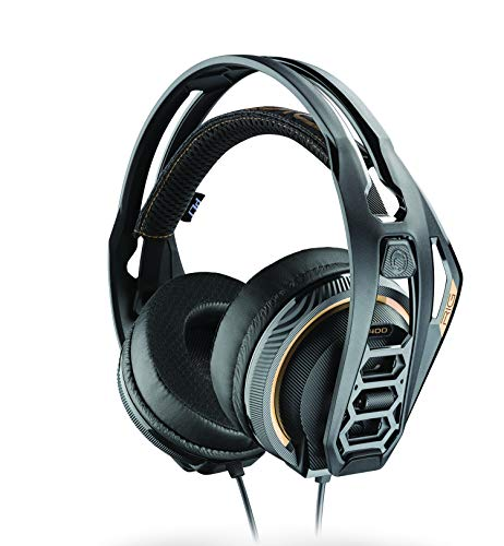 Plantronics RIG 400 Stereo Gaming Headset (PC),Bl