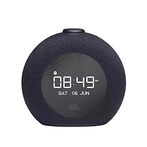 Rádio-relógio FM e Bluetooth JBLHORIZON2BLKBR