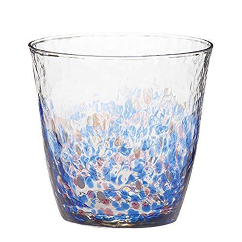 東洋佐々木ガラス ロックグラス 水の彩 オンザロック 空の彩 食洗機対応 日本製 235ml CN17707-D02