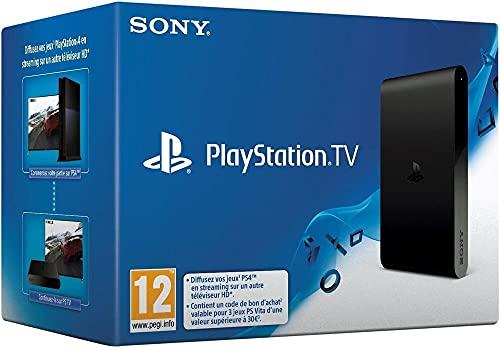 Sony PlayStation TV Nero 1 GB Wi-Fi