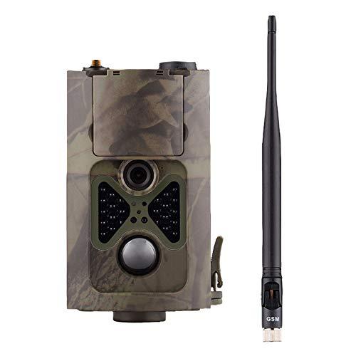 Trail Camera HD La cámara de Vida Silvestre Incluye Leds IR y IP66 Cámara de Juego a Prueba de Agua Motion Activated Night Vision observación de la Vida Silvestre