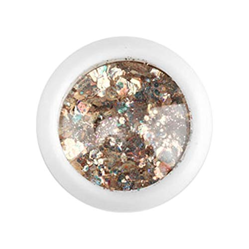 Glitter Mixed Flake Body Art Nagel Haar Gesicht Lidschatten Körper Make-up Glitzer, Glitzer...