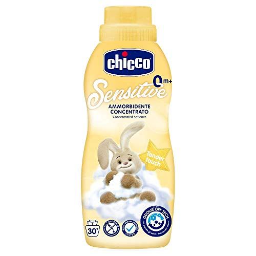 CHICCO AMMORBIDENTE CONCENTRATO SENSITIVE 30 LAVAGGI 750ML.TENDER TOUCH