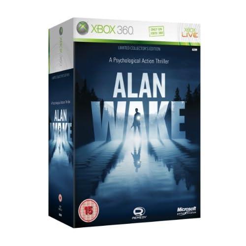 Alan Wake - Limited Edition (Xbox 360)