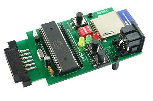 FaszinationC64 | SD2IEC: SD-Kartenleser für Commodore 64 (Floppy-Ersatz) | #1930