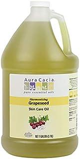 Aura Cacia Grapeseed Skin Care Oil | 128 fl. oz. | Vitis Vinifera