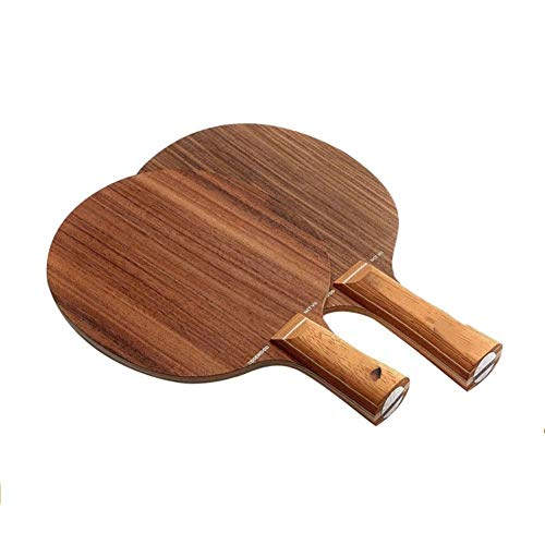 Lijincheng Rose Pure Wood 7 Layer Custom Table Tennis Racket Bottom Sporting Goods Ping Pong Paddle...