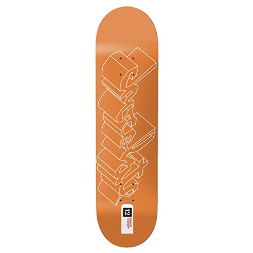 Chocolade Tershy 3D Chunk Skateboard Deck - 8.5