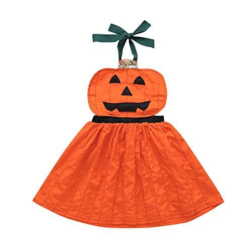 Vectry Disfraz De Princesa Mujer Outlet Ropa Bebe Invierno Vestidos De Ceremonia para Niñas Disfraces para Mujer Disfraces Halloween Vestidos Niña Vestir Vestidos para Vestido Anaranjado