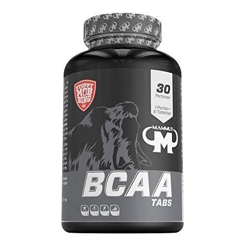 Mammut BCAA Tabs Vegan, 185.6 g