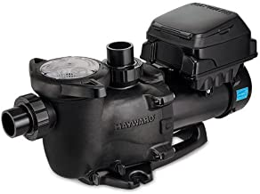 Hayward SP2303VSP MaxFlo VS Variable-Speed Pool Pump, BLACK / GOLD
