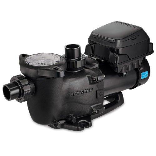 Hayward SP2303VSP MaxFlo VS Variable-Speed Pool Pump, BLACK / GOLD